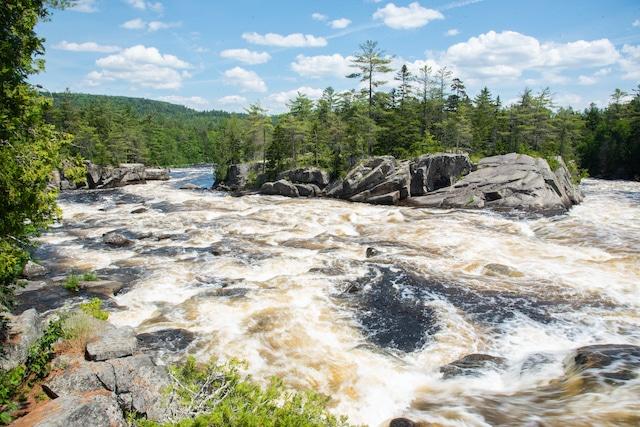 Penobscot River Maine Whitewater Rafting
